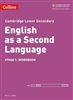 Cambridge Lower Secondary English as a Second Language Stage 7 Workbook