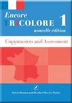 Encore Tricolore 1 Nouvelle Edition - Copymasters and Assessment