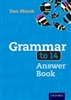 Grammar to 14 Answer Book (Oxford)