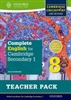 Complete English for Cambridge Lower Secondary Stage 8 Teacher Pack