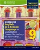 Complete English as a Second Language for Cambridge Lower Secondary Stage 9 Student Book