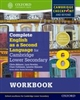 Complete English as a Second Language for Cambridge Lower Secondary Stage 8 Workbook