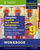 Complete English as a Second Language for Cambridge Lower Secondary Stage 9 Workbook