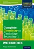 Complete Chemistry for Cambridge Lower Secondary Stage 8 Workbook