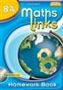 Maths Links Year 8 Homework Book A
