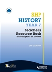 SHP HISTORY Year 7 Teachers Resource Book