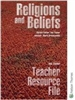 RELIGIONS AND BELIEFS Teacher Resource File