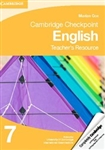 Cambridge Checkpoint English Stage 7 Teachers Resource CD-ROM
