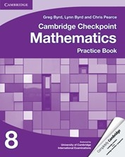 Cambridge checkpoint mathematics practice book 8 answer key