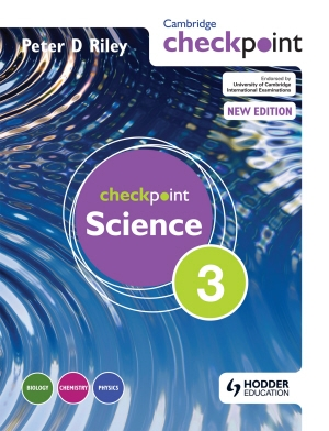 Cambridge Checkpoint Science 3 Students Book