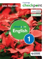 Cambridge Checkpoint English 1 Students Book