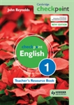 Cambridge Checkpoint English Teachers Resource Book 1