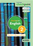 Cambridge Checkpoint English Teachers Resource Book 2