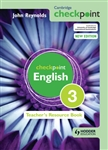 Cambridge Checkpoint English Teachers Resource Book 3