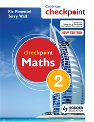 Cambridge Checkpoint Maths 2 Students Book