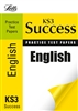 KS3 Success PRACTICE TEST PAPERS English (Letts)