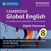 Cambridge Global English Stage 8 Digital Classroom (Digital) Access Card
