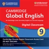 Cambridge Global English Stage 9 Digital Classroom (1 Year) Access Card