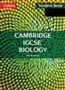 Cambridge IGCSE Biology Students Book (2nd Edition)