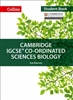 Cambridge IGCSE Co-ordinated Sciences Biology Students Book
