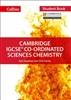 Cambridge IGCSE Co-ordinated Sciences Chemistry Students Book