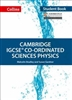 Cambridge IGCSE Co-ordinated Sciences Physics Students Book