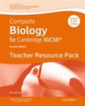 Complete Biology for Cambridge IGCSE Teacher Resource Pack (3rd Edition)