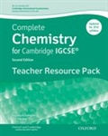 Complete Chemistry for Cambridge IGCSE Teachers Resource Pack (3rd Edition)