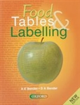 Food Tables and Labelling (Oxford)