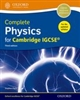 Complete Physics for Cambridge IGCSE Student book (3rd Edition)