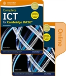 Complete ICT for Cambridge IGCSE Student book - Bundle (2nd Edition)