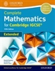 Complete Mathematics for Cambridge IGCSE Extended Student Book (5th Edition)
