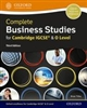 Complete Business Studies for Cambridge IGCSE and O Level Student Book (3rd Edition)