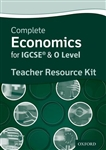Complete Economics for IGCSE and O-Level Teacher Resource Kit