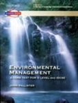 Environmental Management A Core Text for O Level and IGCSE Student book