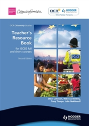 OCR Citizenship Studies Teachers Resource Book for GCSE full and short course SECOND Edition
