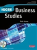 Heinemann IGCSE Business Studies Student Book with Exam Cafe CD