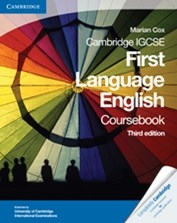 Cambridge IGCSE First Language English (3rd Edition) Coursebook