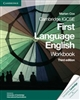 Cambridge IGCSE First Language English (3rd Edition) Workbook