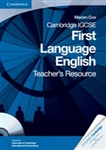 Cambridge IGCSE First Language English (3rd Edition) Teachers Resource Book with CD-ROM