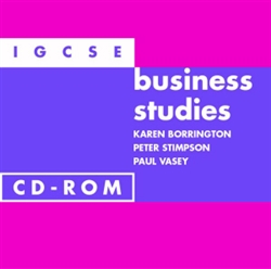 IGCSE Business Studies Teachers CD ROM