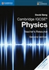 Cambridge IGCSE Physics Teachers Resource CD-ROM (2nd Edition)