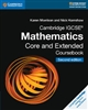 Cambridge IGCSE Mathematics Core and Extended Coursebook (2nd Edition)
