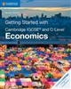 Cambridge IGCSE and O Level Economics Getting Started