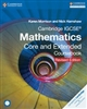 Cambridge IGCSE Mathematics Core and Extended Coursebook with CD ROM (revised edition)