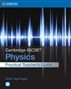 Cambridge IGCSE Physics Practical Teachers Guide with CD-ROM