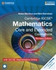 Cambridge IGCSE Mathematics Core and Extended Coursebook (revised edition) with CD ROM and Online