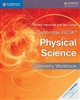 Cambridge IGCSE Physical Science Chemistry Workbook