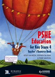 PSHE Education for Key Stage 4 Teachers Resource Book with CD ROM