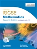 Cambridge IGCSE Mathematics second edition updated with CD